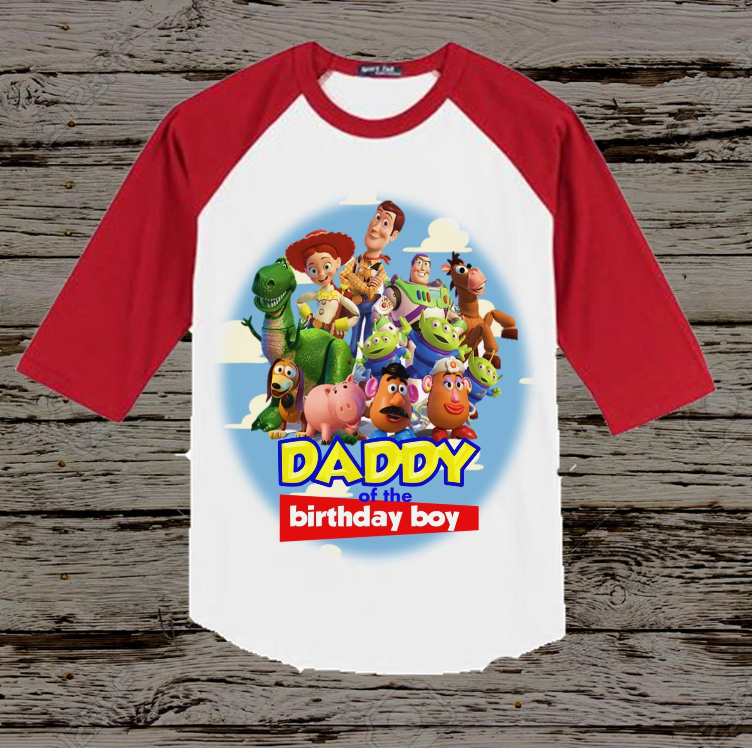 Boy Toys For Dads : Toy story dad shirt birthday girl or boy available