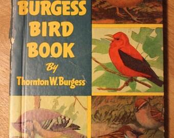 The Little Burgess Bird Book for Children, item #268