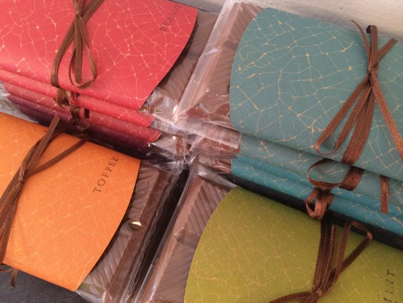 5 XL Gourmet Chocolate Bars - choose from a variety of fillings