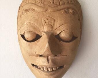 Javanese Mask