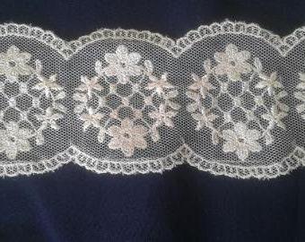 Vintage Lace Trimming
