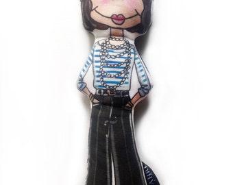 Coco Chanel Doll