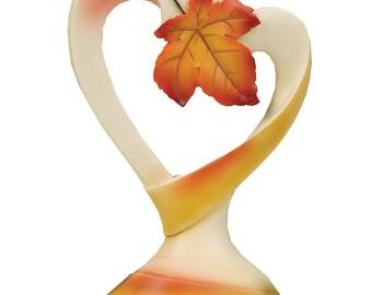 Autumn Cake Topper - Fall Cake Topper - Autumn Wedding Cake Topper