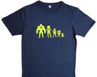 Mens Superhero T shirt