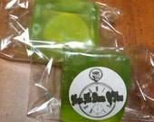 From the Dawn of Time (Madame Vastra) Glycerin Soap 2oz Bar Doctor Who Inspired
