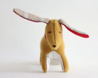 Softie - yellow dog