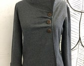 The Marla Sweater CHARCOAL GREY