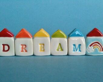 Made to Order  Custom order DREAM  Little House Village