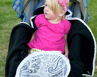 PDF Sewing Patterns Carseat and Jogger Blanket