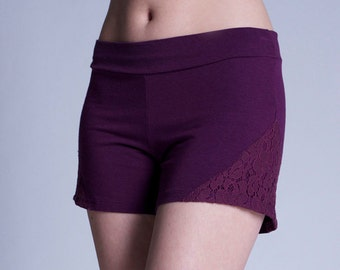 Bamboo and Organic Cotton Sedona Shorts