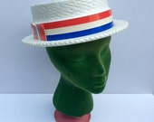 VTF Styrofoam Election Boat Hat // Presidential // 4th of July // Memorial Day // Labor Day