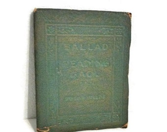 The Ballad of Reading Gaol - Little Leather Library - Oscar Wilde