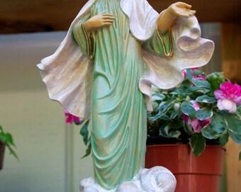 Madonna Figurine Italy