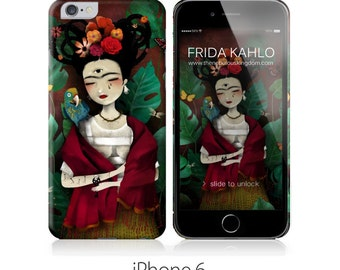 Phone Case - Frida (My Own Reality) - iPhone 5 - iPhone 6 - Samsung Galaxy