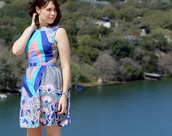 Bonnell Dress Pattern - PDF Download