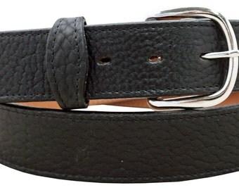 "1 1/2"" American  Premium Buffalo Leather  Belt"