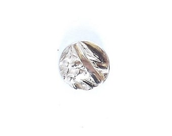 Sterling Juniper tie tack, botanical jewelry, mens jewelry, fathers day gift, under 20, silver lapel pin, silver tie tack, artisan jewelry