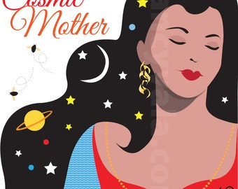 Goddess Avatar: Cosmic Mother Facebook Profile