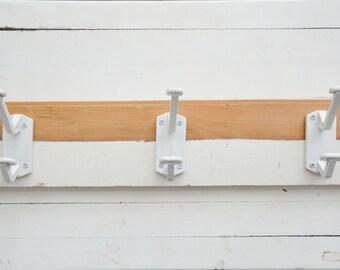 woodwoolstool wall peg