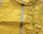 Silk Taffeta, Drape, Curtain Ideas for Living Room, Bedroom Window Treatments, Custom Window Treatments, Bedroom Drapes