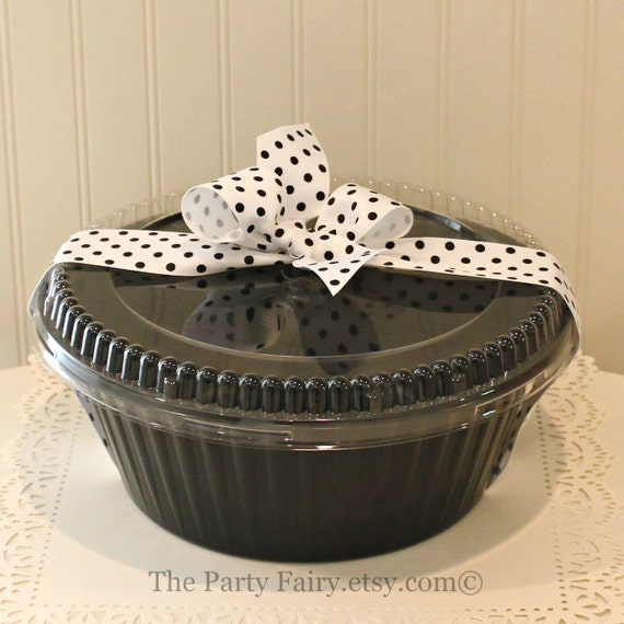 Cake Pan 3 Black Bundt Cake Pans With Lids 10 Inch Round
