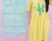Out and About Dress  by Sew Caroline Sewing Patterns