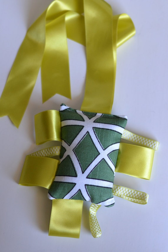 Baby Carrier Custom Ribbon Toy