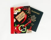 Cajun Passport Wallet Foodie Document Holder Louisiana Gift Chef Wallet Crawfish Southern South Travel Wedding Gift Mardi Gras New Orleans