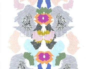 custom - Maria Dudzik- ikat Oz Print