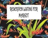 Reserved Listing, Custom Book - Margot
