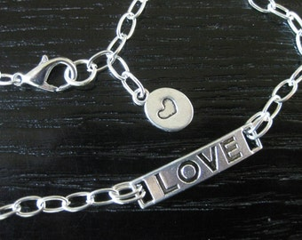 LOVE Ankle Bracelet