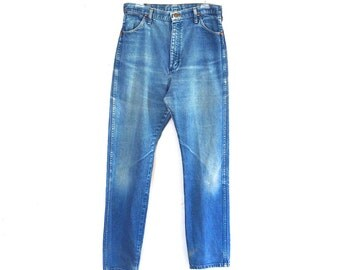 "70's Wrangler Distressed Jeans -  32"" x 34"""