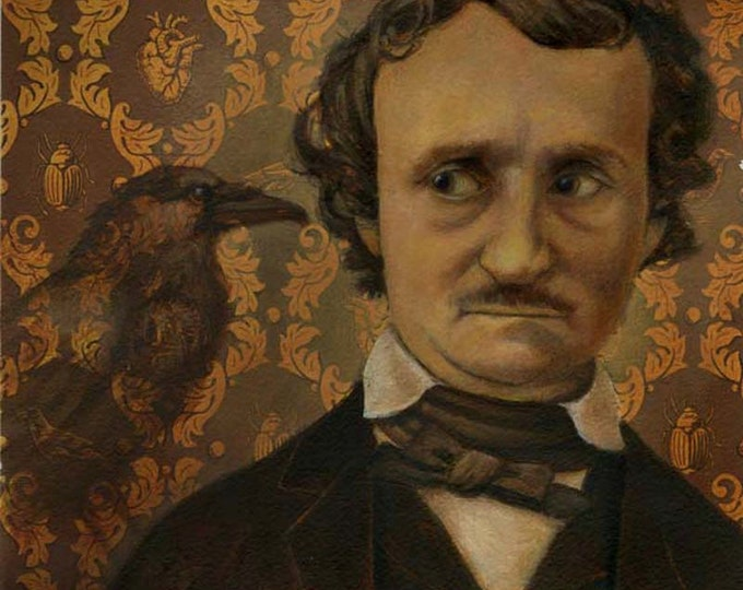 the brilliant mind behind the nineteenth century author edgar allan poe Allan poe's short stories: a critical analysis chapter - 4 gothicism in edgar allan poe's that poe had in mind the contemporary 19th century.