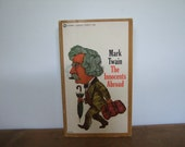 The Innocents Abroad by Mark Twain Vintage Signet Paperback