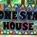 "CUSTOM MADE Mixed Media Glass, Tile and Howlite Stone Mosaic Name Signs - You Get to ""Design the Sign"" - This One Is 28""x12"" - OOAK"