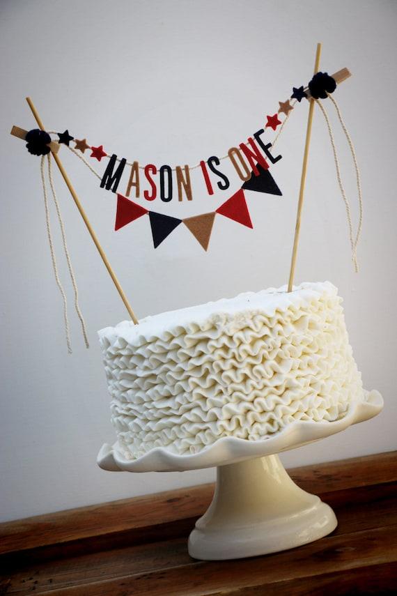 Cake Banner, Birthday Cake Banner, Custom Cake Banner, Custom Cake ...