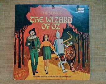The WIZARD of Oz - 1969 Vintage Vinyl Record Album