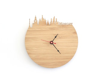 Clock - Moscow - Moscow, Russia Clock