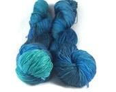 CLAN MACLEOD superwash merino sock yarn