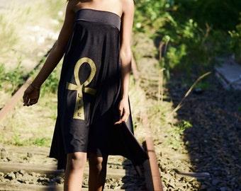 Black LIFE dress/skirt