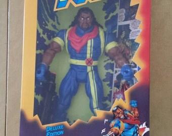 Vintage 1994 X-Men Bishop  10 inch Action Figure
