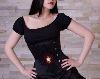 LIMITED EDITION- Eleanore tight lacing Corset Custom Made
