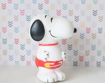 Vintage Snoopy Baby Coin Bank