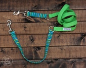Dog Leash - Infinity Leash - Matching Dog Leash - Multiple Dog Leash - Lead Leash - Hands Free Leash - Double Leash