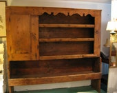 Sublime 18th Century Cupboard Made in New England