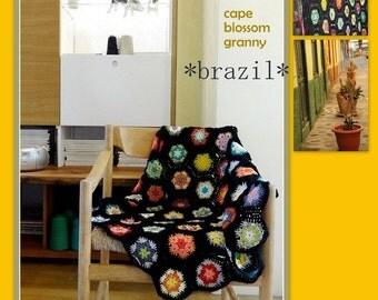 granny blanket *brazil*