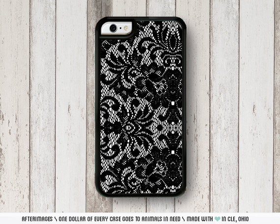 Black Lace iPhone Case Lace iPhone 5S Case Lace iPhone 4 Case Lace iPhone 4S Case Lace iPhone 5 Case iPhone Lace 5C Case Lace iPhone 6 Case