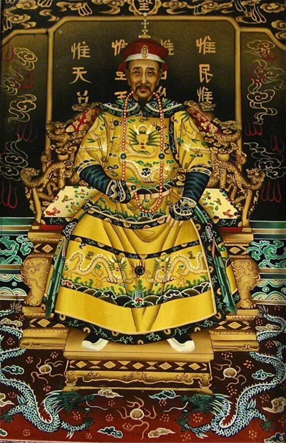emperor kang hsi Results 1 - 35 of 35  #2639 china empire poem cash 1662-1722 kang-hsi-tung-pao mint: kuang   chinese commemorative coin kangxi emperor 1662-1722.