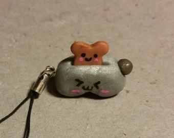 Kawaii Little Toaster Cutie Charm
