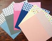 Keepsake Envelope for Charmbooks Baby and Pregnancy Books